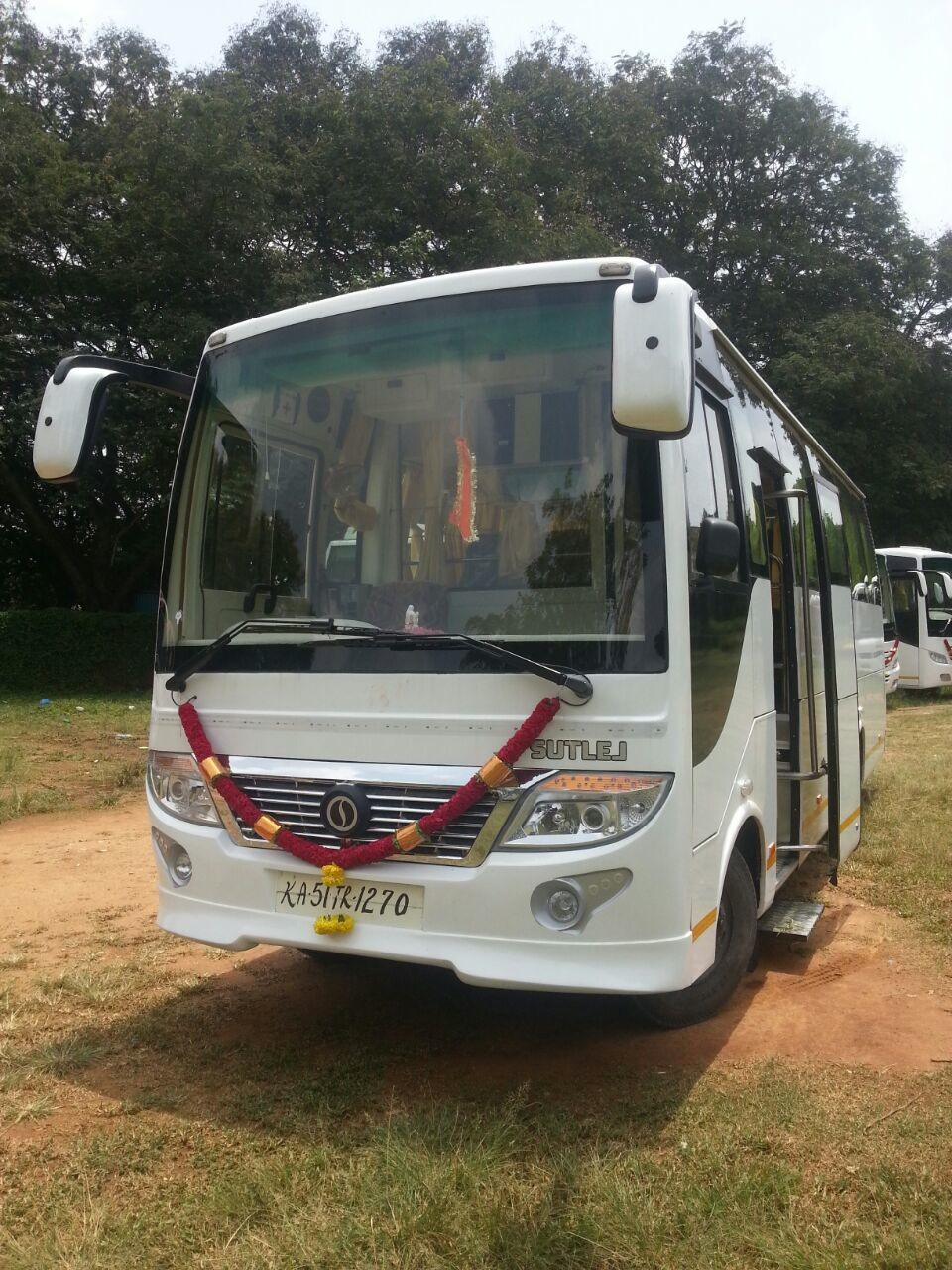 Best prices for 21 Seater Bus