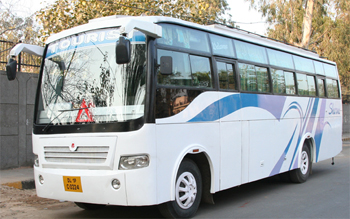 Hire the best quality 35 Seater Bus