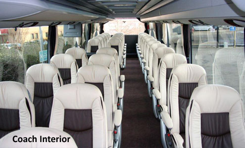 Best prices for 50 Seater Bus