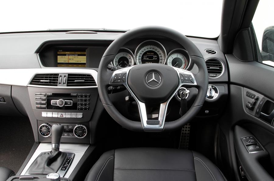 Hire the best quality Mercedes Benz C-Class