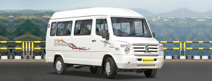 Best prices for Tempo Traveller