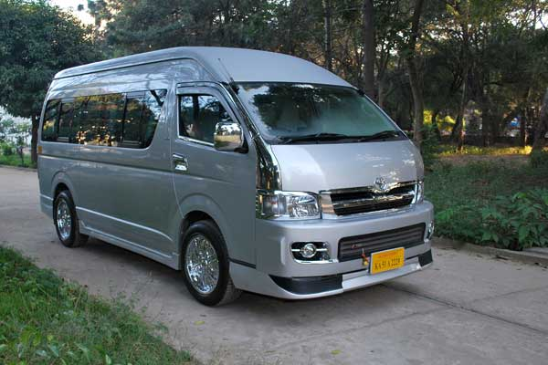 Toyota Commuter Hire Toyota Commuter Bangalore For Best Prices And